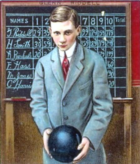 Riddell 1910