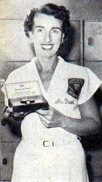 Helen Duval (1958) | Dr. Jake's Bowling History Blog