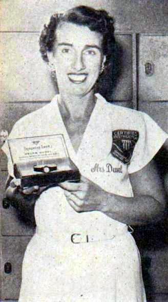 Helen Duval (1958) | Dr. Jake's Bowling History Blog