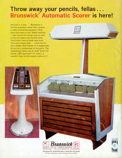 bowling automat
