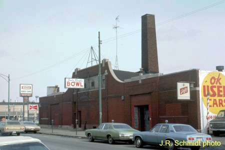 Old Chicago Bowling Alleys Dr Jake S Bowling History