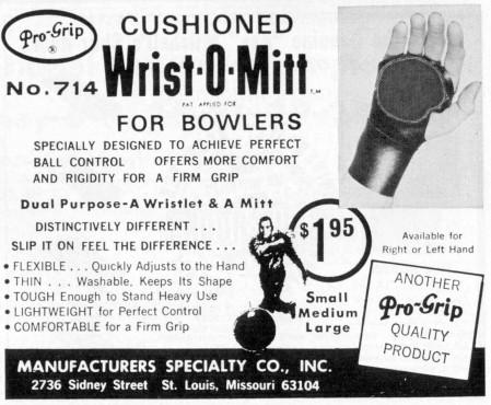 Pro-Grip Wrist-O-Mitt (1967_
