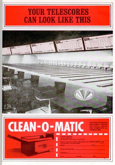 Clean-O-Matic (1968)