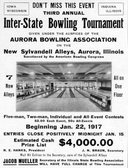 Inter-State Bowling Tournament (1917)