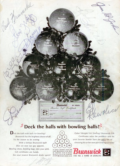 Autographs (1963)