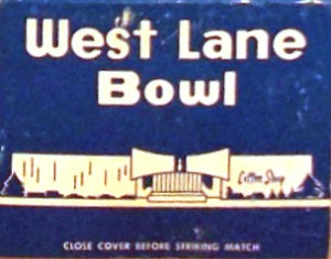 169--West Lane Bowl
