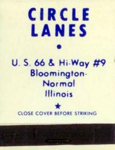 101--Circle Lanes--Bloomington