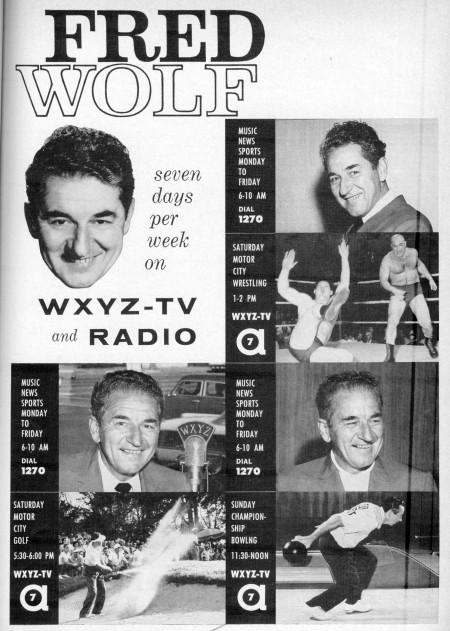 Wolf in Detroit (1961)