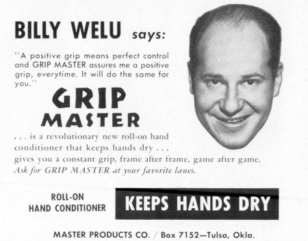 Welu for Grip Master (1963)