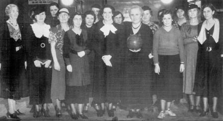 McCutcheon Bowling School (1934)