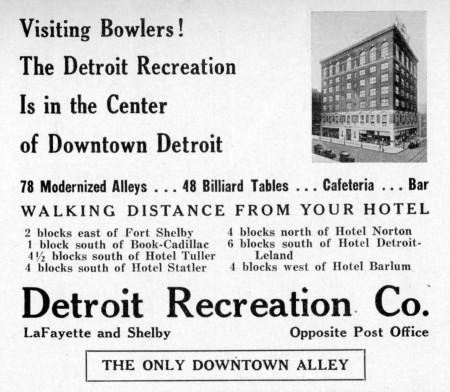 Detroit Recreation (1940)