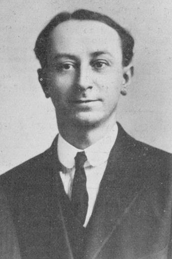 Holzschuh, Bill (1917)