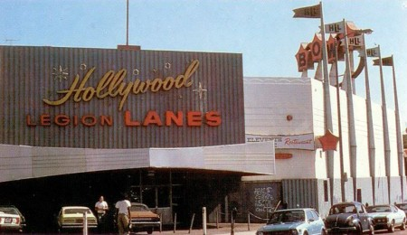 Hollywood Legion Lanes