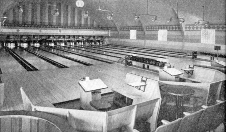 O'Shaughnessy's Bowling Alley (New Orleans)