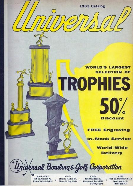 Universal Bowling & Golf (1963)