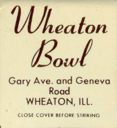 101--Wheaton Bowl