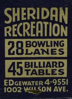104--Sheridan Recreation