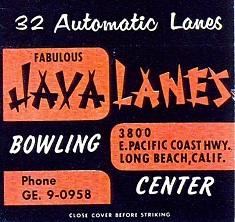105--Java Lanes
