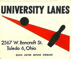 109--University Lanes