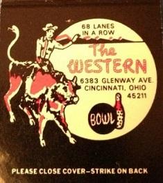 109--Western Bowl