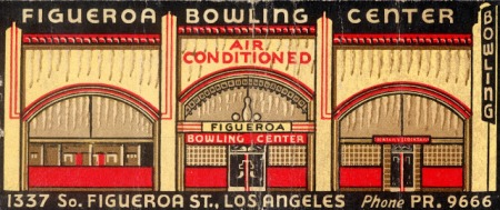 111--Figueroa Bowling Center