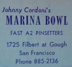 114--Marina Bowl