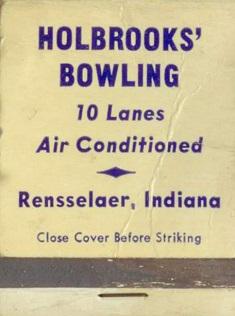 118--Holbrooks' Bowling