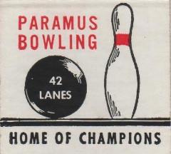 120--Paramus Lanes (200 Route 17-Paramus)