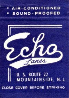 129--Echo Lanes