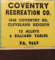 133--Coventry Recreation
