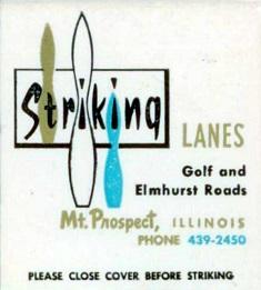 134--Striking Lanes