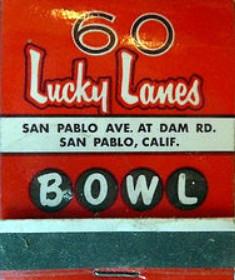 136--Lucky Lanes
