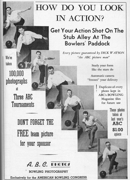 ABC Tournament Photos (1953)