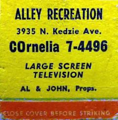 Alley Recreation
