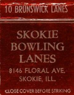 112--Skokie Bowling Lanes