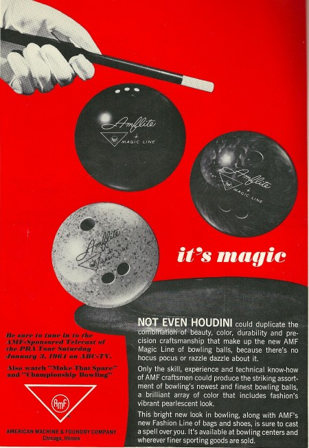 AMF Magic Line (1963)
