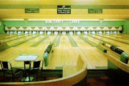Bowlcraft Lanes-Detroit