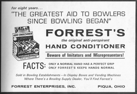 forrest's