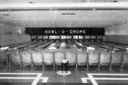 Bowl-O-Drome