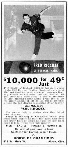 Riccilli for Shur-Hooks