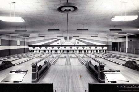 Fox Hunt Bowling Alley-Indianapolis 1937
