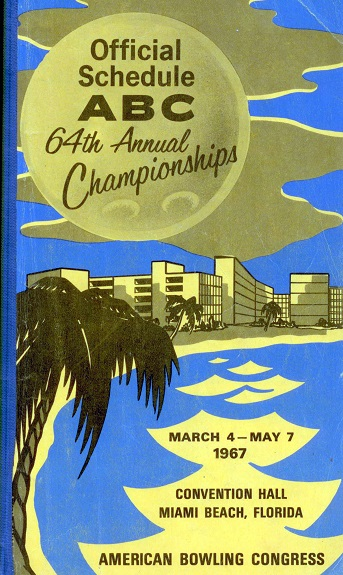 1967 ABC Schedule Book - Copy