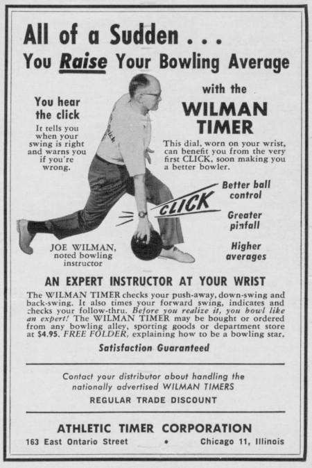 Wilman Timer (1962)