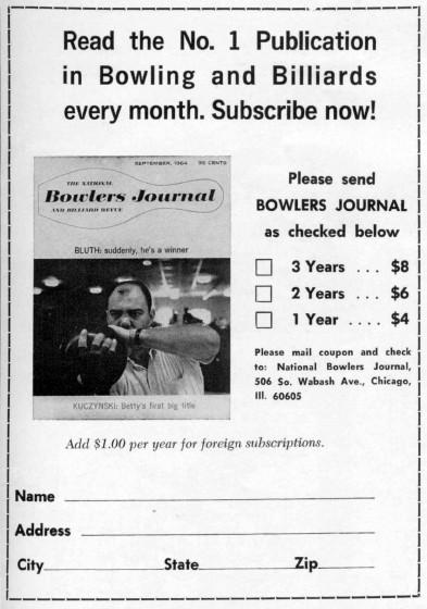 BJ Ad (1964)