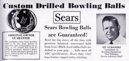 Lubanski for Sears (1968)