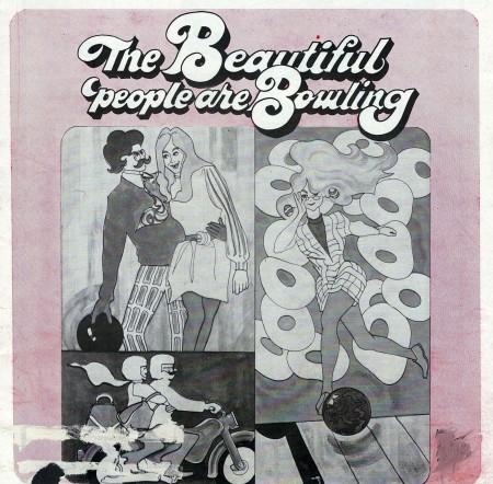Narl Bowling Council poster (1969)