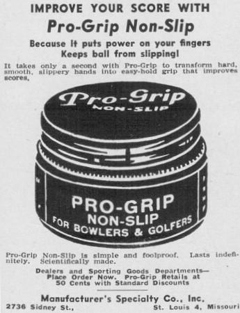 Pro-Grip Non-Slip (1951) - Final