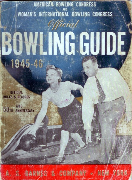 Official Bowling Guide, 1945-46