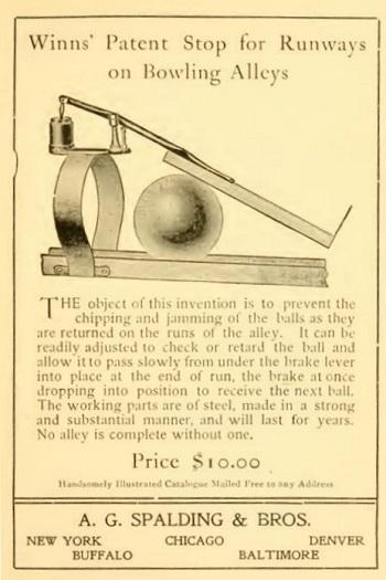 Winn's Ball Stop (1902)