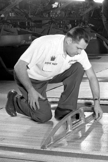 Steve Nagy 1955